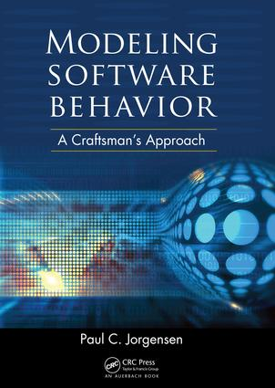 Modeling Software Behavior: A Craftsman's Approach, 1st Edition (e-Book) book cover