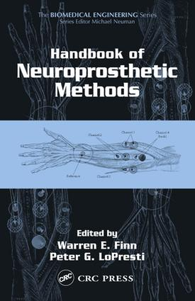Handbook of Neuroprosthetic Methods: 1st Edition (e-Book) book cover