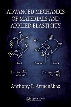 Advanced Mechanics of Materials and Applied Elasticity: 1st Edition (e-Book) book cover