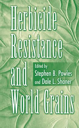 Herbicide Resistance and World Grains: 1st Edition (e-Book) book cover