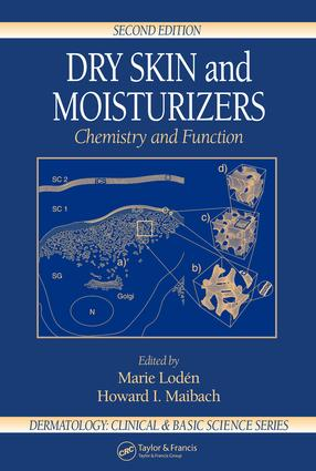 Dry Skin and Moisturizers: Chemistry and Function, 2nd Edition (Hardback) book cover