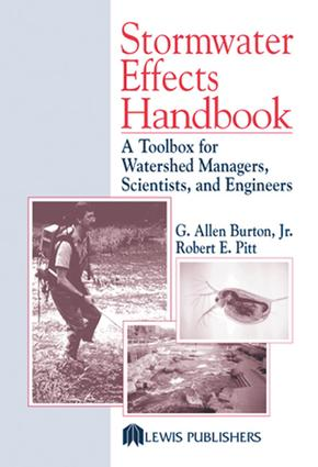 Stormwater Effects Handbook: A Toolbox for Watershed Managers, Scientists, and Engineers, 1st Edition (e-Book) book cover