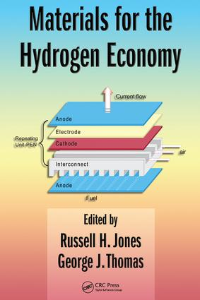 Materials for the Hydrogen Economy: 1st Edition (e-Book) book cover