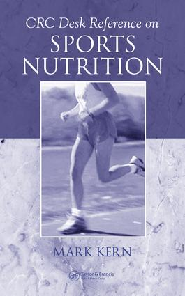 CRC Desk Reference on Sports Nutrition