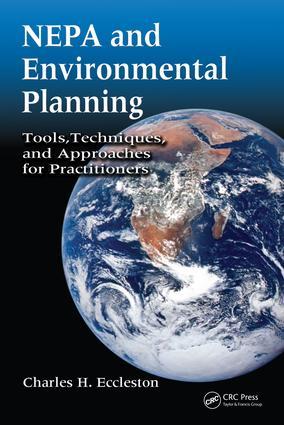 NEPA and Environmental Planning