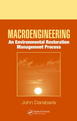 Macroengineering: An Environmental Restoration Management Process book cover