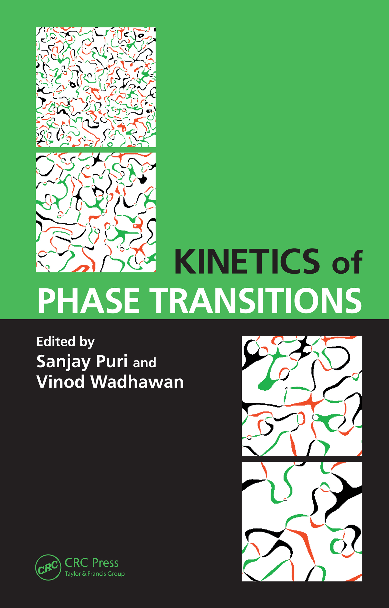 Kinetics of Phase Transitions: 1st Edition (e-Book) book cover