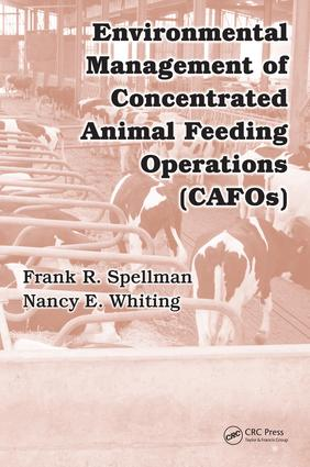 Environmental Management of Concentrated Animal Feeding Operations (CAFOs): 1st Edition (e-Book) book cover