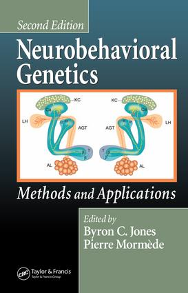 Neurobehavioral Genetics: Methods and Applications, Second Edition, 2nd Edition (e-Book) book cover