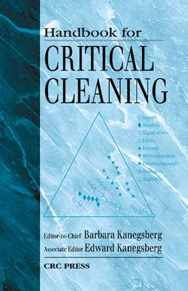 Handbook for Critical Cleaning
