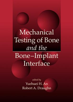 Nondestructive Mechanical Testing of Cancellous Bone