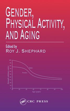 Gender, Physical Activity, and Aging: 1st Edition (e-Book) book cover