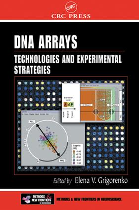 DNA Arrays: Technologies and Experimental Strategies, 1st Edition (e-Book) book cover