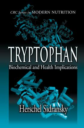 Tryptophan: Biochemical and Health Implications, 1st Edition (e-Book) book cover