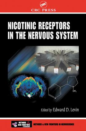 Nicotinic Receptors in the Nervous System: 1st Edition (e-Book) book cover