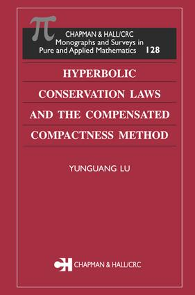Hyperbolic Conservation Laws and the Compensated Compactness Method book cover