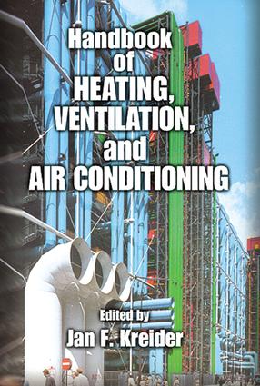 Handbook of Heating, Ventilation, and Air Conditioning: 1st Edition (e-Book) book cover