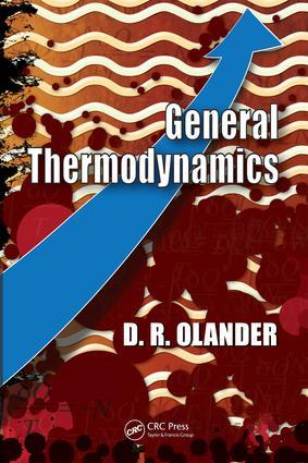 General Thermodynamics: 1st Edition (e-Book) book cover