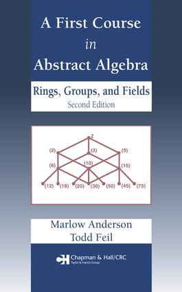 A First Course in Abstract Algebra: Rings, Groups and Fields, Second Edition, 2nd Edition (e-Book) book cover
