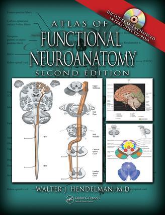 Atlas of Functional Neuroanatomy: 2nd Edition (e-Book) book cover