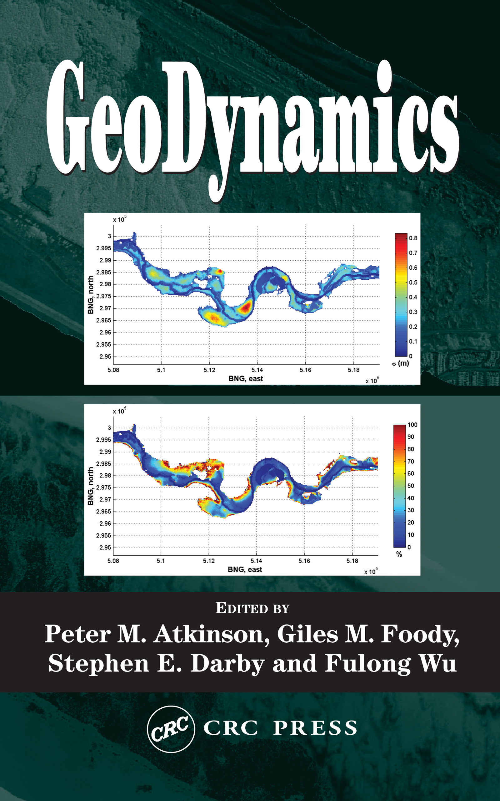 GeoDynamics book cover