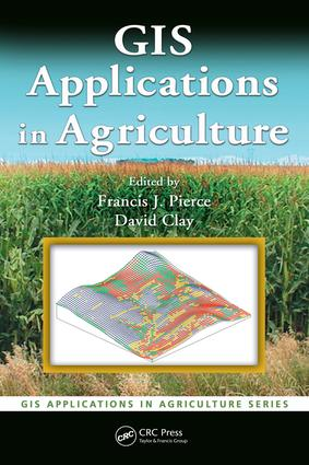 GIS Applications in Agriculture: 1st Edition (e-Book) book cover