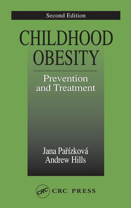Childhood Obesity Prevention and Treatment: 2nd Edition (e-Book) book cover