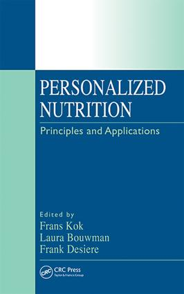 Personalized Nutrition: Principles and Applications, 1st Edition (e-Book) book cover