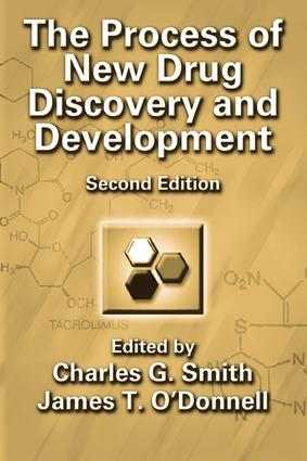 The Process of New Drug Discovery and Development: 2nd Edition (Hardback) book cover