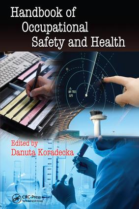 Handbook of Occupational Safety and Health: 1st Edition (e-Book) book cover