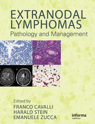 Primary extranodal head and neck lymphomas
