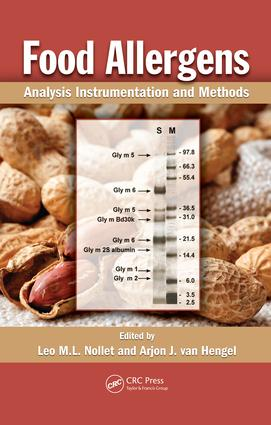 Food Allergens: Analysis Instrumentation and Methods, 1st Edition (e-Book) book cover