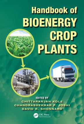 Handbook of Bioenergy Crop Plants: 1st Edition (e-Book) book cover