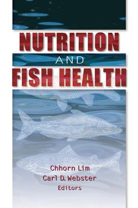 Nutrition and Fish Health: 1st Edition (Hardback) book cover
