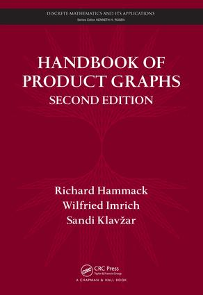 Handbook of Product Graphs: 2nd Edition (e-Book) book cover
