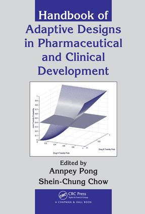 Handbook of Adaptive Designs in Pharmaceutical and Clinical Development: 1st Edition (e-Book) book cover