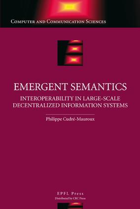 Emergent Semantics: 1st Edition (e-Book) book cover