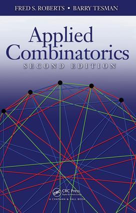Applied Combinatorics: 2nd Edition (e-Book) book cover