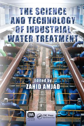 The Science and Technology of Industrial Water Treatment: 1st Edition (e-Book) book cover
