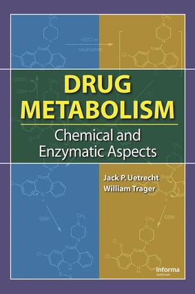 Drug Metabolism: Chemical and Enzymatic Aspects, 1st Edition (e-Book) book cover