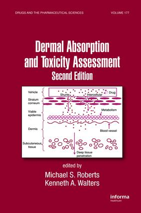 Skin Absorption as Studied by Spectroscopic Methods