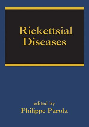 Rickettsial Diseases: 1st Edition (e-Book) book cover
