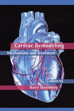 Cardiac Remodeling: Mechanisms and Treatment book cover