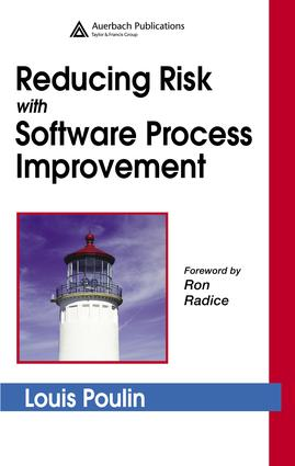 Reducing Risk with Software Process Improvement
