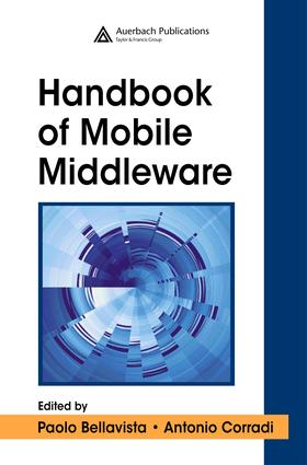 The Handbook of Mobile Middleware: 1st Edition (e-Book) book cover