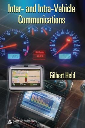 Inter- and Intra-Vehicle Communications: 1st Edition (e-Book) book cover
