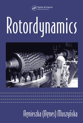 Rotordynamics: 1st Edition (e-Book) book cover