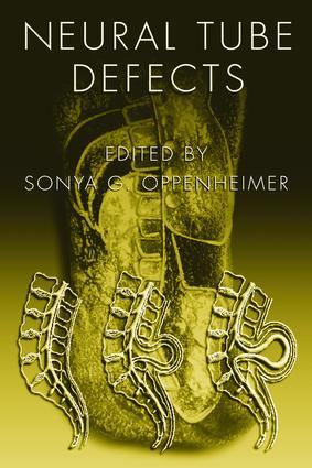 Neural Tube Defects: 1st Edition (Hardback) book cover