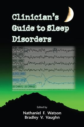 Clinician's Guide to Sleep Disorders: 1st Edition (Hardback) book cover