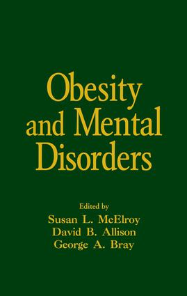 Obesity and Mental Disorders book cover
